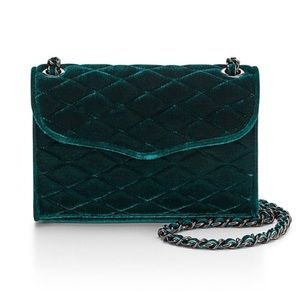 NWTs Rebecca Minkoff Quilted Crossbody Bag